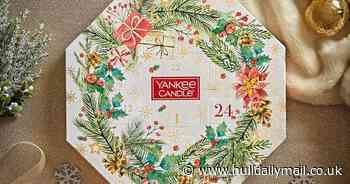 Where to buy Yankee Candle Advent Calendar for 2020