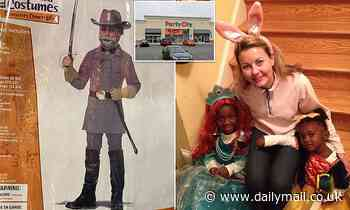Party City removes Halloween costume of Confederate General Robert E. Lee