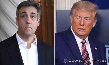 Michael Cohen says Donald Trump's 'biggest fear' was always his tax returns getting out