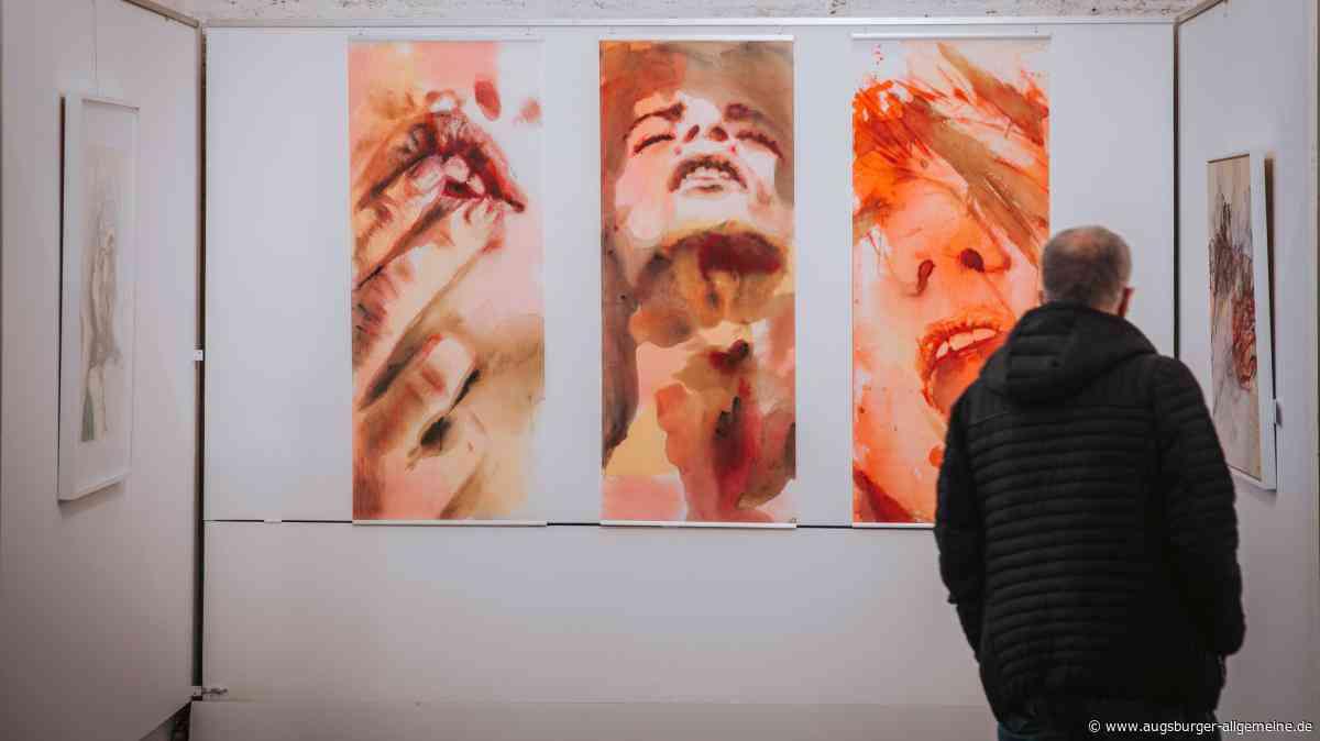 Kultur: Was die Jahresausstellung des RBK in Landsberg alles bietet