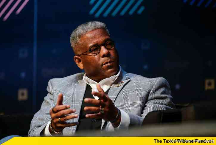 State GOP Chair Allen West calls on Donald Trump to visit Texas before Election Day