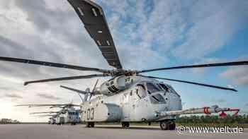 Der geplatzte US-Helikopterdeal der Bundeswehr lässt tief blicken