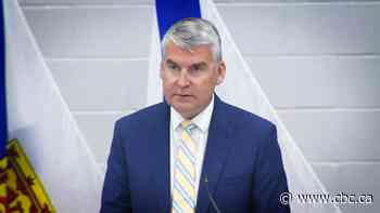 Nova Scotia premier apologizes for systemic racism in justice system