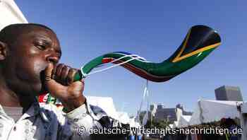 Südafrikas Corona-Restriktionen drängen Millionen in Arbeitslosigkeit