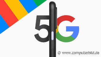 "Google Pixel 5: Hier ist Googles neues ""Top""-Modell"