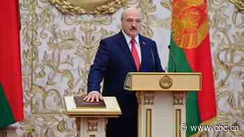 Canada, U.K. impose sanctions on president of Belarus and 7 others