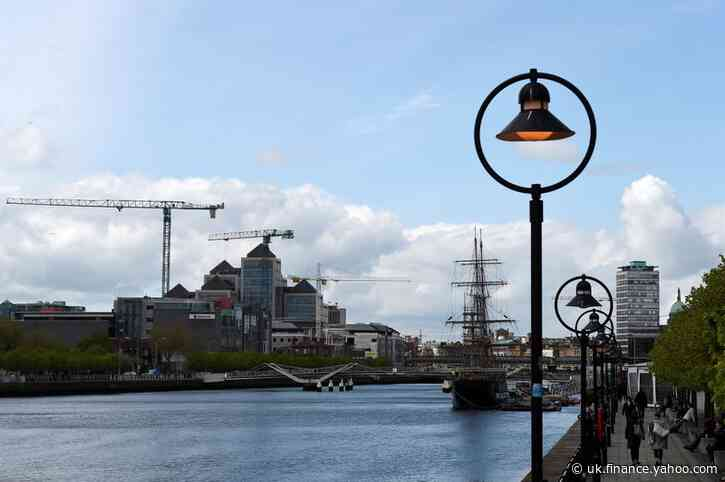 Ireland sees GDP fall of just 2.5% in 2020, slower rebound in 2021