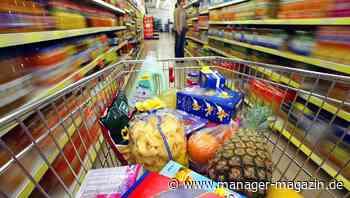 Mehrwertsteuersenkung drückt Inflation unter Null