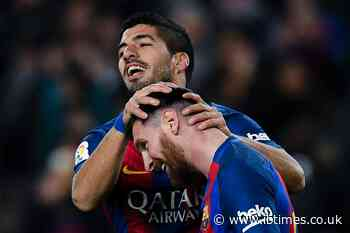 Atletico Madrid ready to welcome Lionel Messi after roping in Luis Suarez
