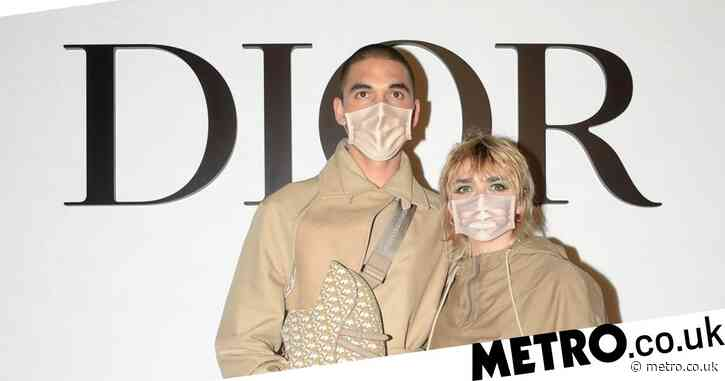Maisie Williams is far cry from Arya Stark as she channels her inner fashionista to attend Dior show with boyfriend Reuben Selby