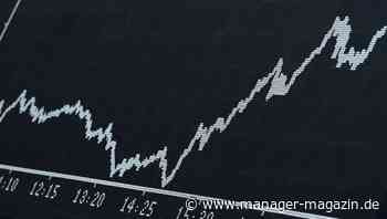 Dax im Minus: Ölpreise mit Kursrutsch