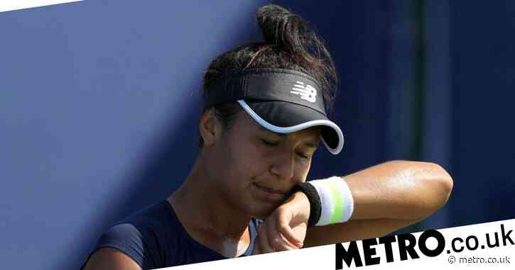 All Brits out of the French Open in the first round after Heather Watson defeat