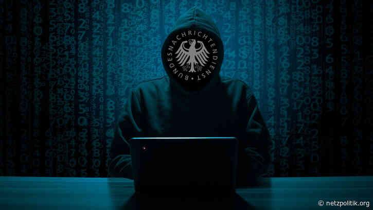 BND-Gesetz: Eine neue Lizenz zum Hacken