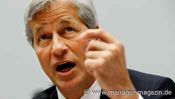 JPMorgan zahlt knapp eine Milliarde Dollar wegen Marktmanipulation