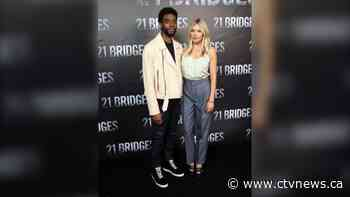 Chadwick Boseman cut his own salary to increase Sienna Miller's on '21 Bridges'