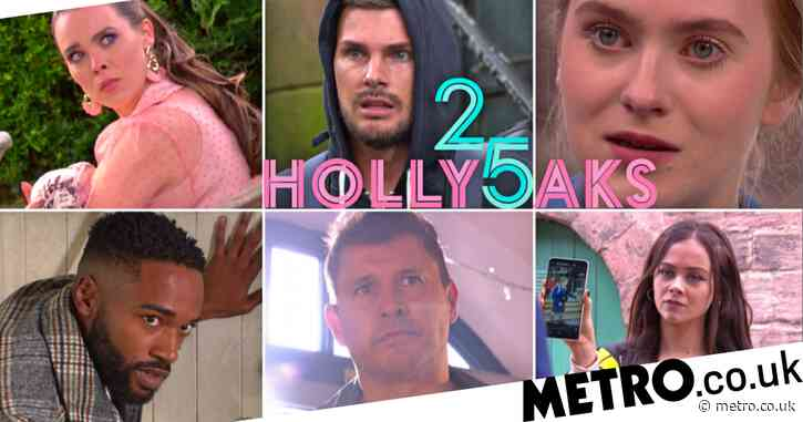 Hollyoaks spoilers: 25th anniversary trailer reveals four huge returns, murder and dead body horror