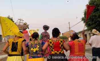 Pandemia silencia fiestas de Unión Hidalgo y Ciudad Ixtepec - El Universal Oaxaca