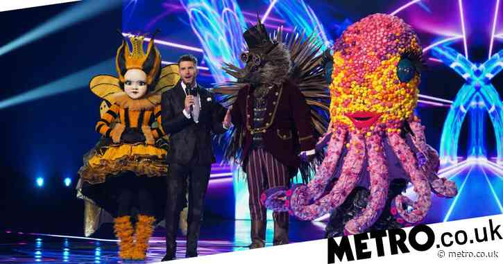 Filming for The Masked Singer UK wrapped up despite fears it would get shut down because of coronavirus