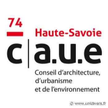 FORMATIONS initiation à l'urbanisme pour les nouveaux élus Amphithéâtre Orjobet jeudi 15 octobre 2020 - Unidivers