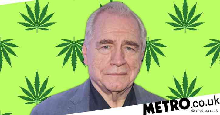 Succession's Brian Cox started smoking weed at 50 because it is 'wasted on the young'