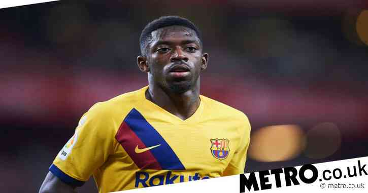 Manchester United 'very close' to signing Barcelona winger Ousmane Dembele