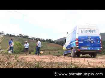 Inclusão digital: Moradores da zona rural de Sumidouro comemoram chegada da internet banda larga - portalmultiplix.com