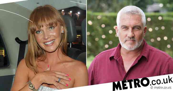 Summer Monteys-Fullam claims ex Paul Hollywood has sent her more than 25 legal letters