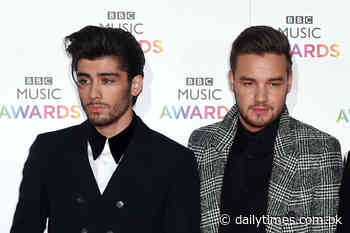 Liam Payne buries the hatchet with Zayn Malik - Daily Times
