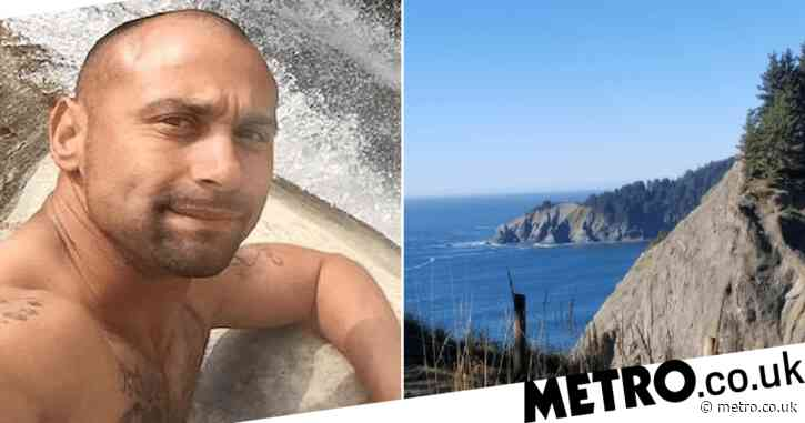Photographer fell to his death after ignoring sign to climb cliff-edge tree for photo