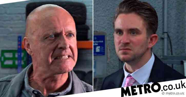 EastEnders spoilers: Callum Highway brutally attacks Danny Hardcastle to prove himself to Phil Mitchell