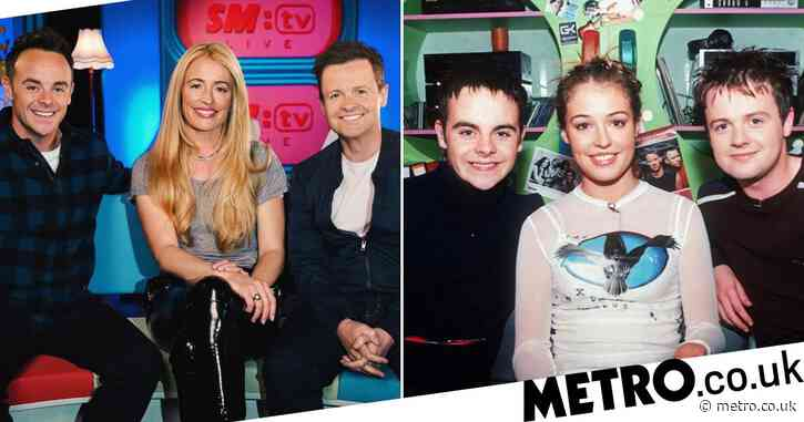 Ant and Dec reunite with Cat Deeley in first look at SMTV Live reunion