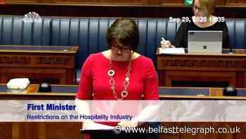 Coronavirus: Belfast music venue boss in Stormont plea over 'nonsensical' curfew