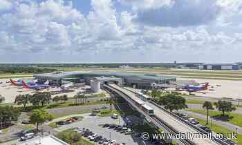 Tampa International Airport becomes first US airport to offer COVID-19 tests for passengers