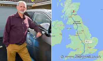 Bournemouth pensioner told to travel 1000 miles to Scotland for Covid test
