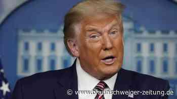 Kurz vor TV-Duell mit Trump: Biden veröffentlicht Steuererklärung für 2019