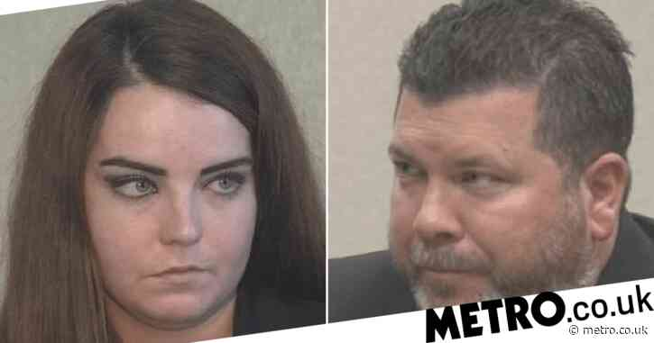 Brave incest victim speaks out against plans to free policeman dad who molested her