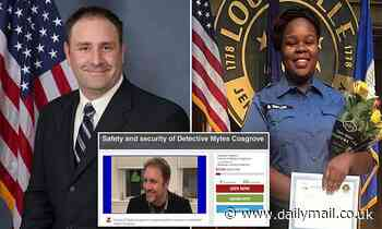 Breonna Taylor death: Cop involved in killing asks for DONATIONS