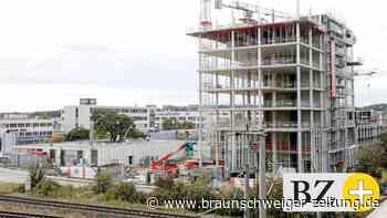 Wolfsburg: Schneller Baufortschritt an der Berliner Brücke