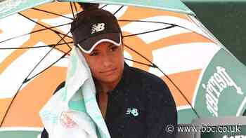 Watson defeat ends British presence in French Open singles on day three