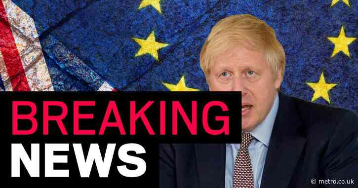 Boris Johnson's law-breaking bill to override Brexit deal cleared by Commons