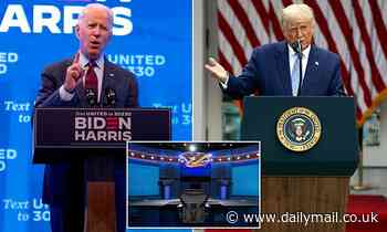 US Election 2020: 14% voters undecided before Presidential debate