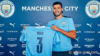 Dias completes £62m Manchester City move from Benfica
