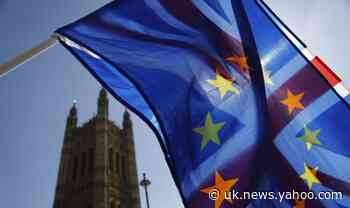 Brexit: MPs approve controversial UK Internal Market Bill