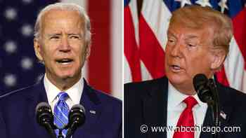 First Presidential Debate: How to Watch, Start Time, and Topics Trump and Biden Will Face