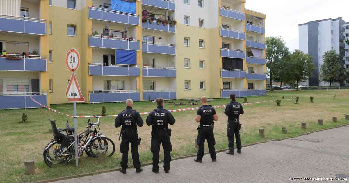 Tote in Geilenkirchen: Warum erstach ein 55-Jähriger seine eigene Frau? - Aachener Nachrichten