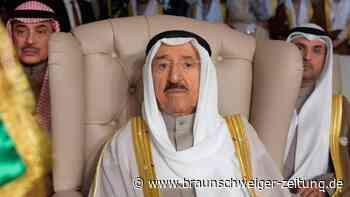 Mediator bei Konflikten: Emir von Kuwait mit 91 Jahren gestorben