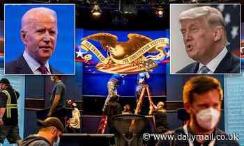 US Presidential Debate: Trump campaign wanted Biden's ears inspected
