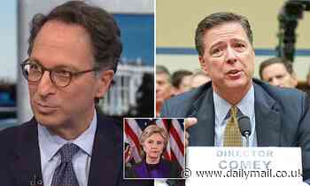 James Comey slammed for handling of Hillary Clinton probe in book