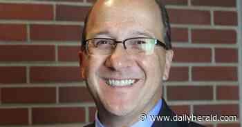 Longtime District 25 board member David Page steps down