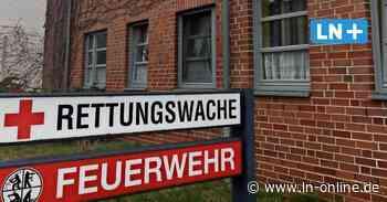 Bad Schwartau: Die Feuerwehren waschen ihre Kleidung bald selbst - Lübecker Nachrichten